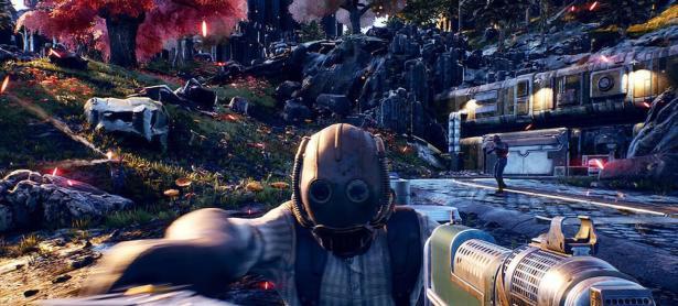 Obsidian equilibrará elementos FPS con RPG en <em>The Outer Worlds</em>