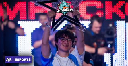 All Knights tendrá un entrenador coreano ex-profesional de StarCraft II