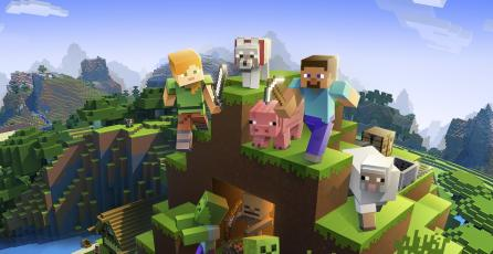 <em>Minecraft</em> para PS3, Wii U, Xbox 360 recibe su último update