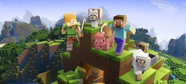 <em>Minecraft</em> para PS3, Wii U, Xbox 360 recibe su último update