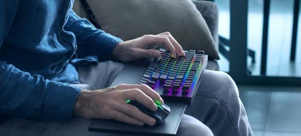 Así es el combo de teclado y mouse para Xbox One de Razer
