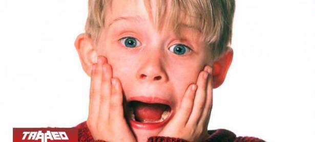 """Macaulay Culkin recrea escena icónica de """"Mi pobre angelito"""""""