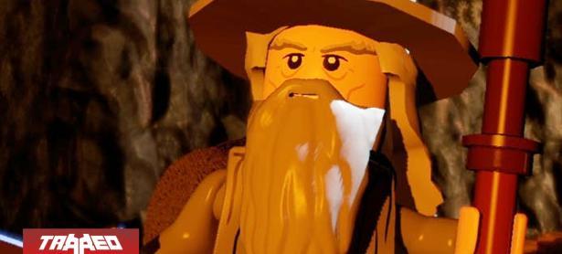 """¡CORRE!: Consigue Lego """"El Señor de los anillos"""" gratis para PC por tiempo limitado"""