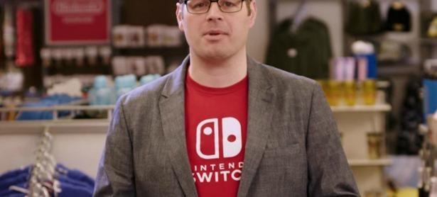 Damon Baker, encargado de relaciones third-party, abandona Nintendo