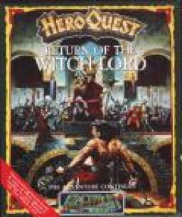 Hero Quest: Return of the Witch Lord