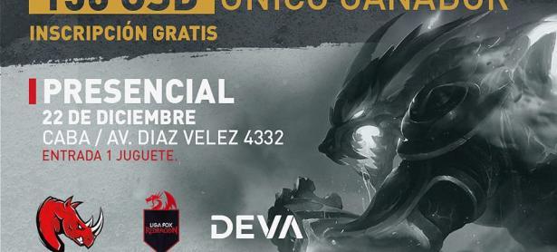 Kaos Latin Gamers realizará un evento benéfico en Argentina