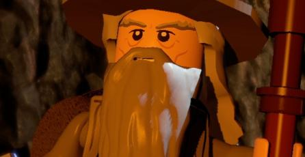 ¡Están regalando <em>LEGO The Lord of the Rings</em> para PC!
