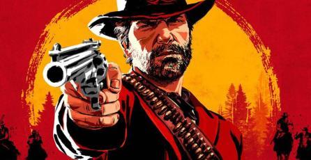 <em>Red Dead Redemption 2</em> lideró el mercado digital en noviembre