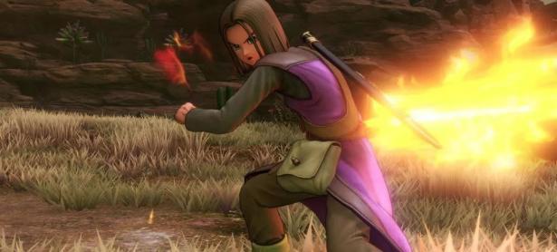 Así lucirá <em>Dragon Quest XI</em> en Nintendo Switch