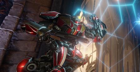 Ya puedes jugar Capture the Flag en <em>Quake Champions</em>