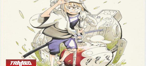 "Escritor de Naruto trabaja en su nuevo manga ""Samurai 8: Hachimaruden"""