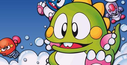 <em>Puzzle Bobble</em> llega a Nintendo Switch y Xbox One