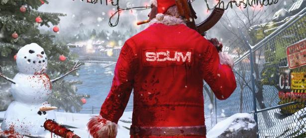 Podrás celebrar Navidad en <em>SCUM </em>gracias a su nuevo update