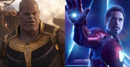 Avengers: Infinity war está disponible en Netflix en un nuevo milagro navideño