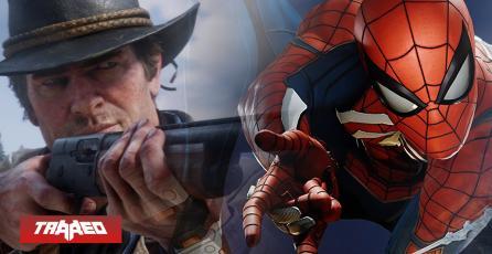 Spider-Man y Red Dead Redemption se quedan como los juegos favoritos en Japón