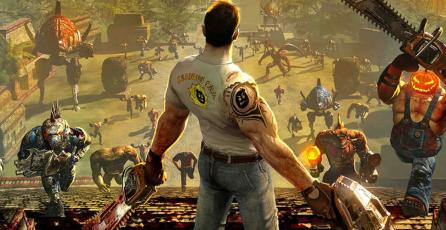 Clasifican <em>Serious Sam Collection</em> para PS4 y Xbox One