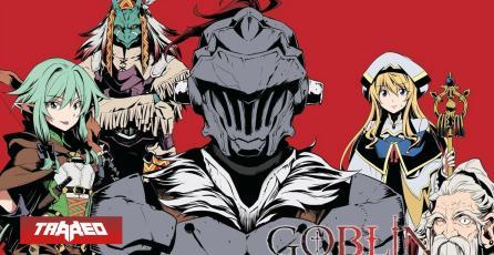 ¡SOUKA! Goblin Slayer llegará a su fin: último episodio pronto será emitido