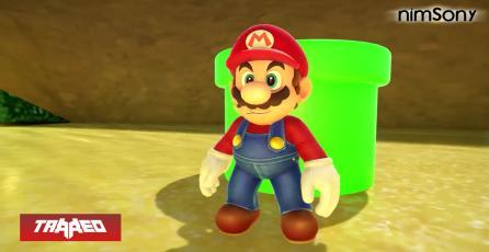 Super Mario 64 es traído a la actualidad gracias a un fan