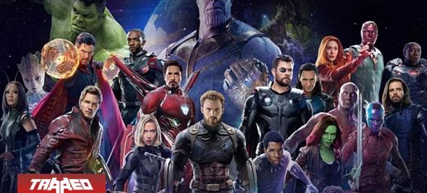¡SPOILER! Filtran primeras imágenes promocionales de Avengers: Endgame
