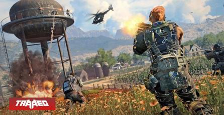 """""""BlackOut"""" es injugable en Xbox One X luego de nueva actualización"""