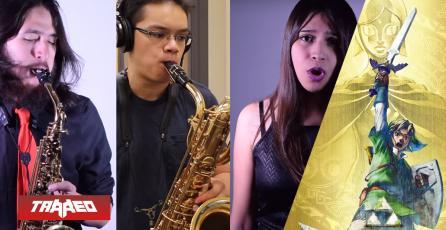 Chilenos estrenan versión de Ballad of Goddes más ambiciosa que Super Smash Bros. Ultimate