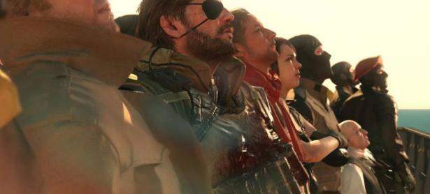 Escena de desarme nuclear de <em>Metal Gear Solid V</em> se activó en consolas
