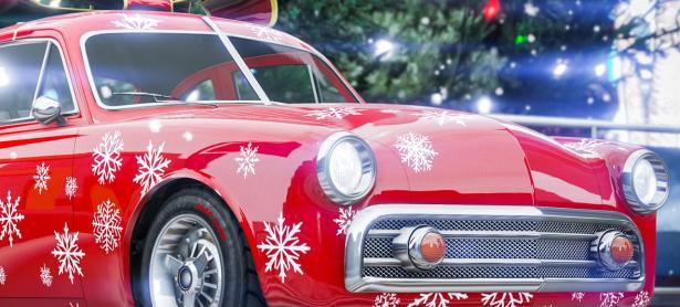 Obtén regalos de fin de año por entrar a <em>GTA Online</em>