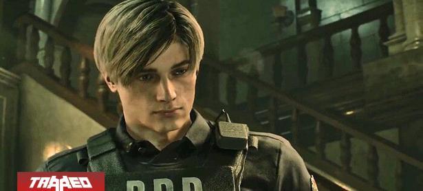 En Resident Evil 2 Remake cambian por completo la historia de Leon