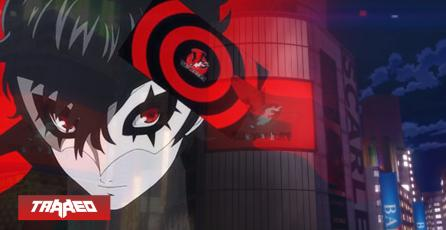 Se confirma Persona 5 R para PlayStation 4