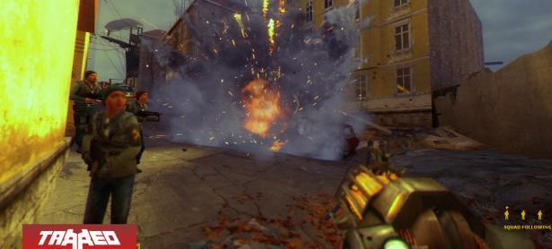 Fascinante mod de Half-Life 2 transforma al juego como una entrega de la época