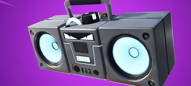 Usarás música para acabar con tus rivales en <em>Fortnite</em>