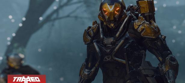BioWare da nueva información sobre la demo de Anthem