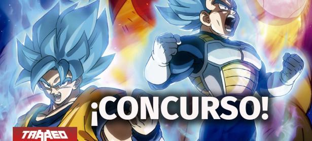 ¡Concurso! Regalamos 20 entradas dobles para la Avant premiere de Dragon Ball Super: Broly