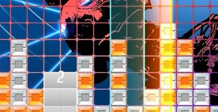 <em>Lumines Remastered</em> fue listado de nueva cuenta por la ESRB