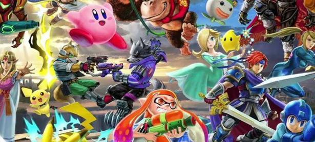 <em>Super Smash Bros. Ultimate</em> fue el juego más vendido de Amazon EUA en 2018