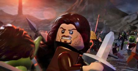 <em>LEGO: The Lord of the Rings</em> y <em>The Hobbit</em> desaparecen de tiendas digitales
