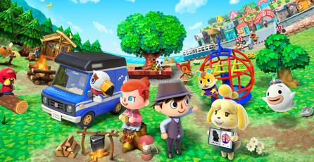 Abuela acumula más de 3000 horas jugadas en <em>Animal Crossing: New Leaf</em>