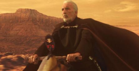 El Conde Dooku desatará su poder en <em>Star Wars: Battlefront II</em>