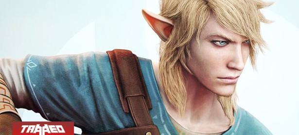 Artista latino detrás de God Of War en PS4 rinde tributo a Smash Bros. Ultimate