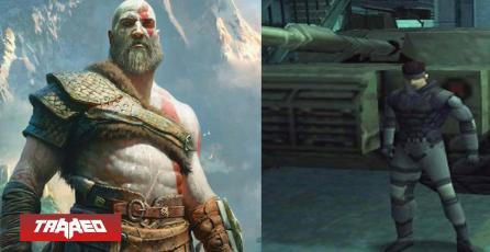 Director de God of War aplaude a Kojima: Metal Gear Solid es su juego favorito
