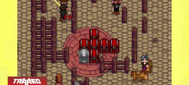 Extravagante mod de <em>Stardew Valley</em> te lleva al Battle Royale contra 100 granjeros
