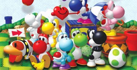 Descubren mensaje oculto en Yoshi's Story a 22 años de su lanzamiento