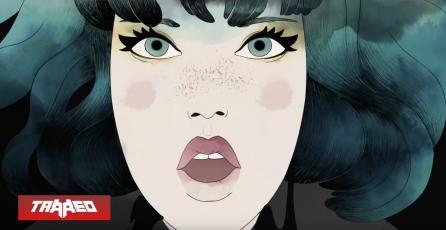 """Facebook censura el trailer de """"Gris"""" por supuesta desnudez explícita"""