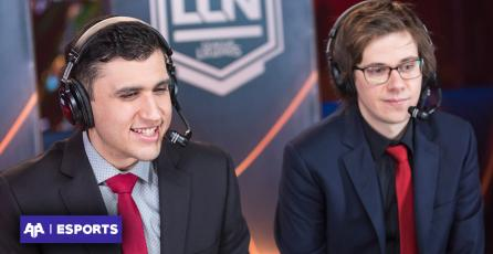 ¡Es oficial! Skyshock y Nosfeh no estarán como casters en la liga regional de League of Legends