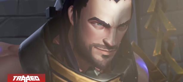Sylas es el nuevo campeón Demaciano de League of Legends