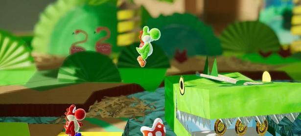 <em>Yoshi's Crafted World</em> ya tiene fecha de lanzamiento