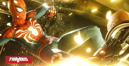 'Los 4 Fantásticos' aterrizarán a Spider-Man de PlayStation 4 con nuevo contenido