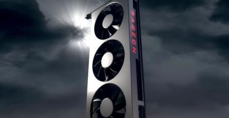AMD presentó su nueva tarjeta Radeon VII