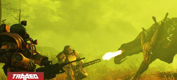 Próxima actualización de Fallout 76 'arreglará' más de 150 errores del juego