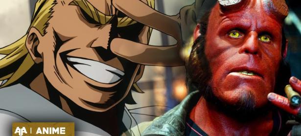 Creador de Boku no Hero Academia confiesa que All-Might está basado en Hellboy